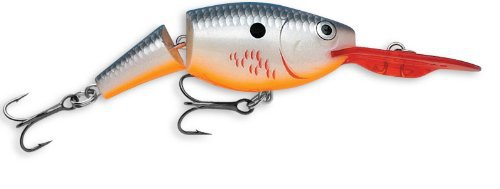 Rapala Jointed Shad Rap 1 ½-inch Fishing Lure - Bleeding Original Shad