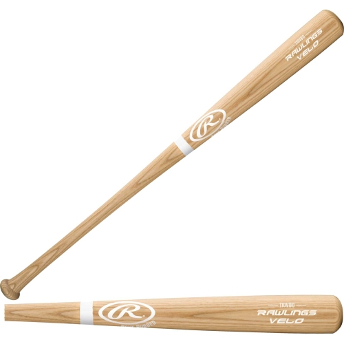 Rawlings Velo Bone Rubbed Ash Bat