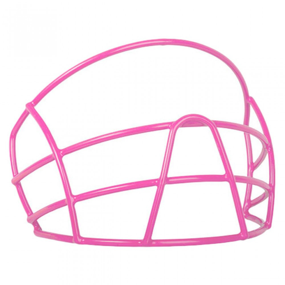 Rawlings Batter's Helmet Face Guard - Pink