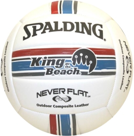 Spalding NeverFlat Outdoor Volleyball